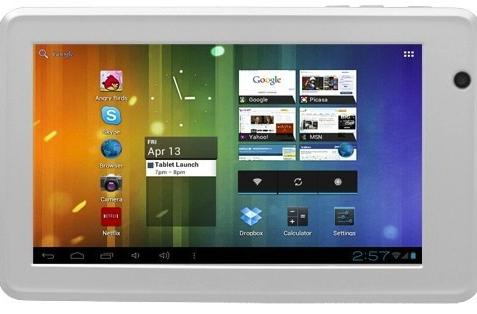 Xtex's My Tablet gets you 7 inches of tasty ICS for just 150 bones (update)