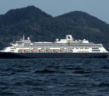Cruise company still searching for port for virus ship