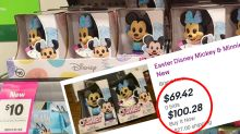 New Woolworths Disney Ooshies fleeced on eBay within days