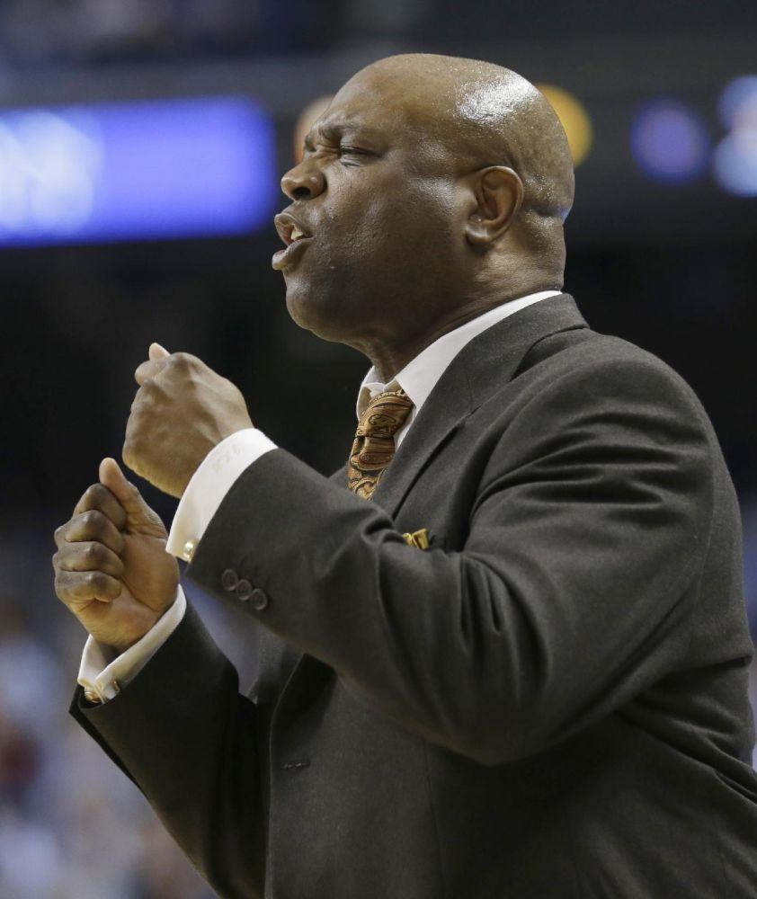 Florida State coach Leonard Hamilton eyes future