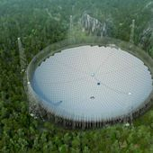 China's alien-hunting telescope, the world's largest, is now operational