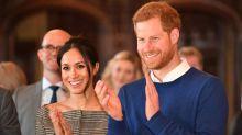 Prince Harry and Meghan Markle Saw 'Hamilton'