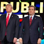When Ted Cruz and Donald Trump were not BFF