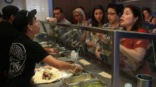 Chipotle says hackers stole credit card data from some customers during last month's breach