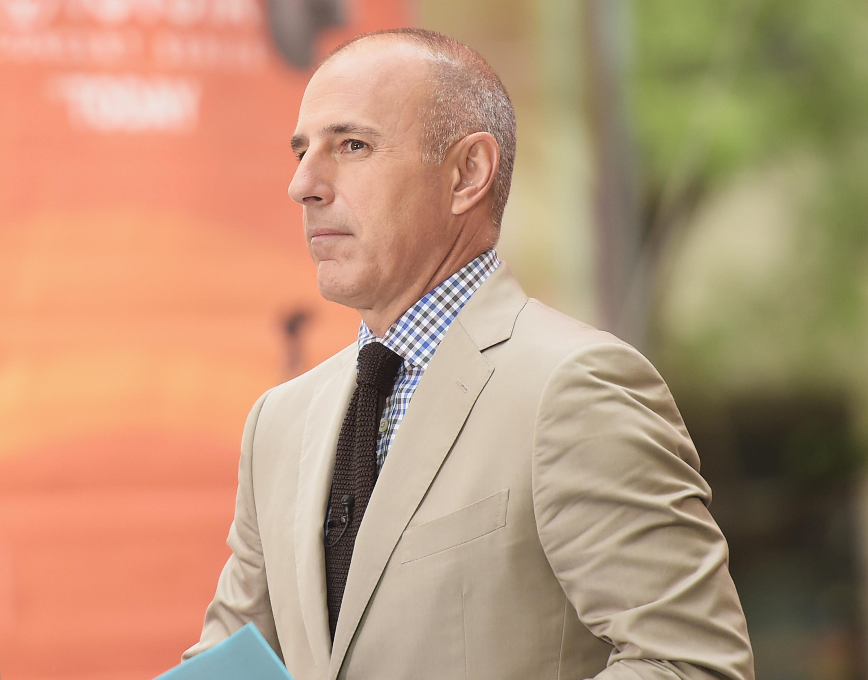 Matt Lauer expressed sorrow and regret for the pain I have caused in a statement on Thursday morning his first public comments after NBC News fired