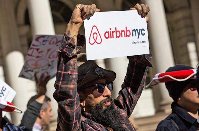 NYC bill could force Airbnb to turn over its hosts' info