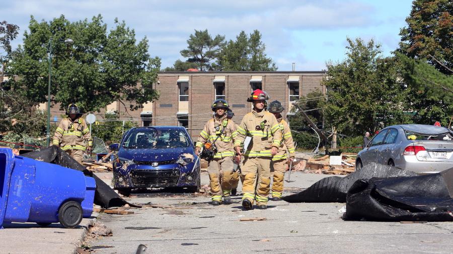 Ottawa regionreeling after intense tornado