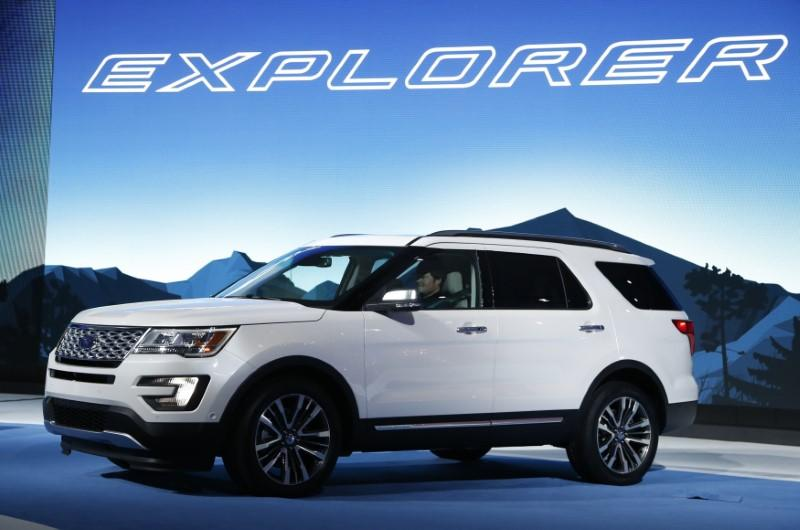 Ford Offers Repairs To Prevent Exhaust Leaks In   Million Explorers