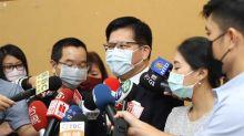 林佳龍:戴口罩才能搭大眾運輸 網友嘩然