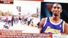 MSNBC Anchor Denies Using N-Word During Kobe Bryant Report: 'I Unfortunately Stuttered'