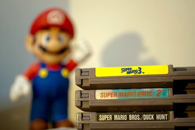Nintendo wants its cut of 'Let's Play' gaming videos
