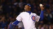 Cubs stay alive in World Series thanks to heroic save by Aroldis Chapman