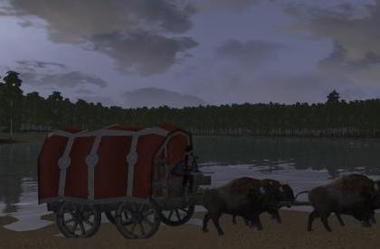 Wurm Online prepares for Update 1.2, now with more wagons