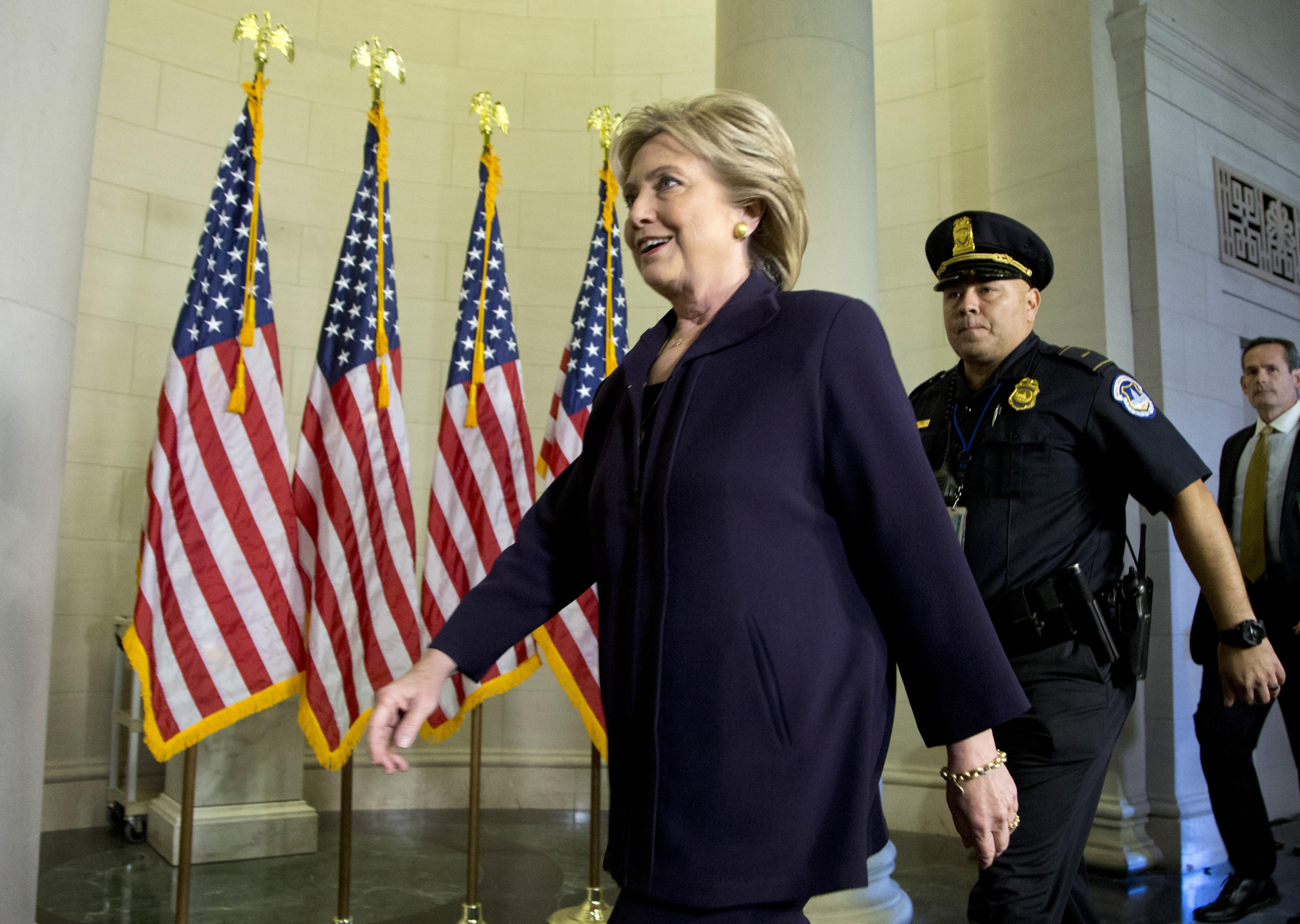 Benghazi summary of events