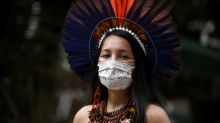 Indigenous Amazon activist fights to save forest and tribe's future