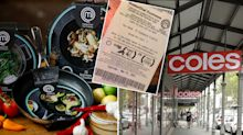 'So disappointed': Coles shoppers outraged by Masterchef promo