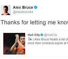 Premier League player learns he's not returning to Hull City from team's own Twitter account