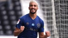 Said Benrahma's double at Derby makes it seven wins in a row for Brentford