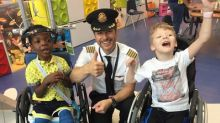 Donate Aeroplan Miles to the Air Canada Foundation To Help Children across Canada Obtain Medical Care