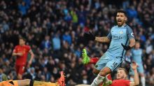 Aguero leveller for Manchester City keeps Liverpool at bay