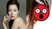 「韓國第一美女」現出原形 公開場合2層肉跑出來!