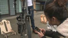 Life gets tougher for bike thieves in Delta B.C.