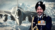 China's celebrated fighter jet toothless compared to Rafale: Ex-IAF Chief