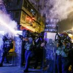 Hong Kong is not like Tiananmen Square – China is a superpower now and that is worrying