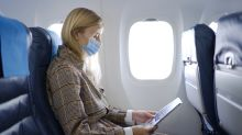 Keeping middle aeroplane seats empty reduces coronavirus exposure by up to 57%, study suggests