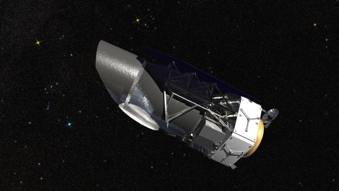 NASA/GSFC/Conceptual Image Lab