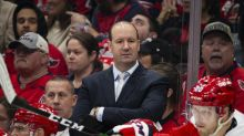 Capitals fire coach Todd Reirden after 2 postseason letdowns