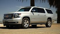 2015 Chevy Suburban: Big, fresh, and tech-laden (CNET On Cars, Episode 44)