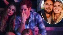 Prince Harry's ex-girlfriend Cressida Bonas gets engaged