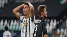 Champions League: Cristiano Ronaldo brace not enough, Juventus knocked out by Lyon