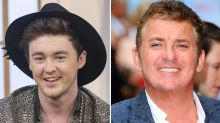 Jake Roche To Release Songs About Dad Shane Richie's Affair