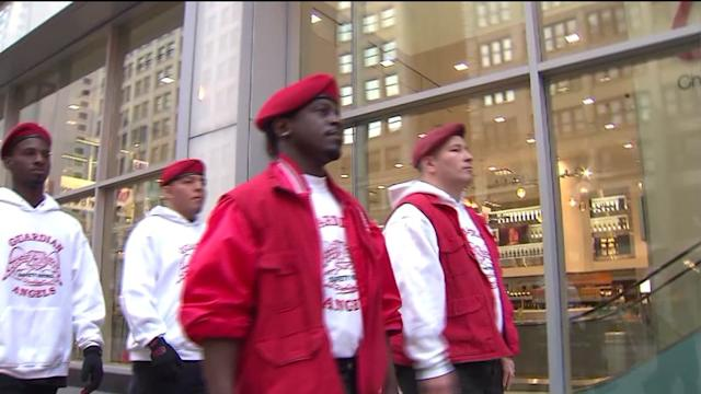 Chicago`s Guardian Angels respond to Emanuel`s criticism
