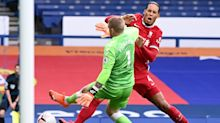 Liverpool defender Virgil Van Dijk faces long rehabilitation after knee surgery