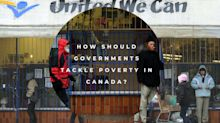 Tell us: How should governments tackle poverty in Canada?