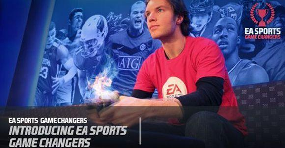 EA Sports honors 'Game Changers' in its online communities