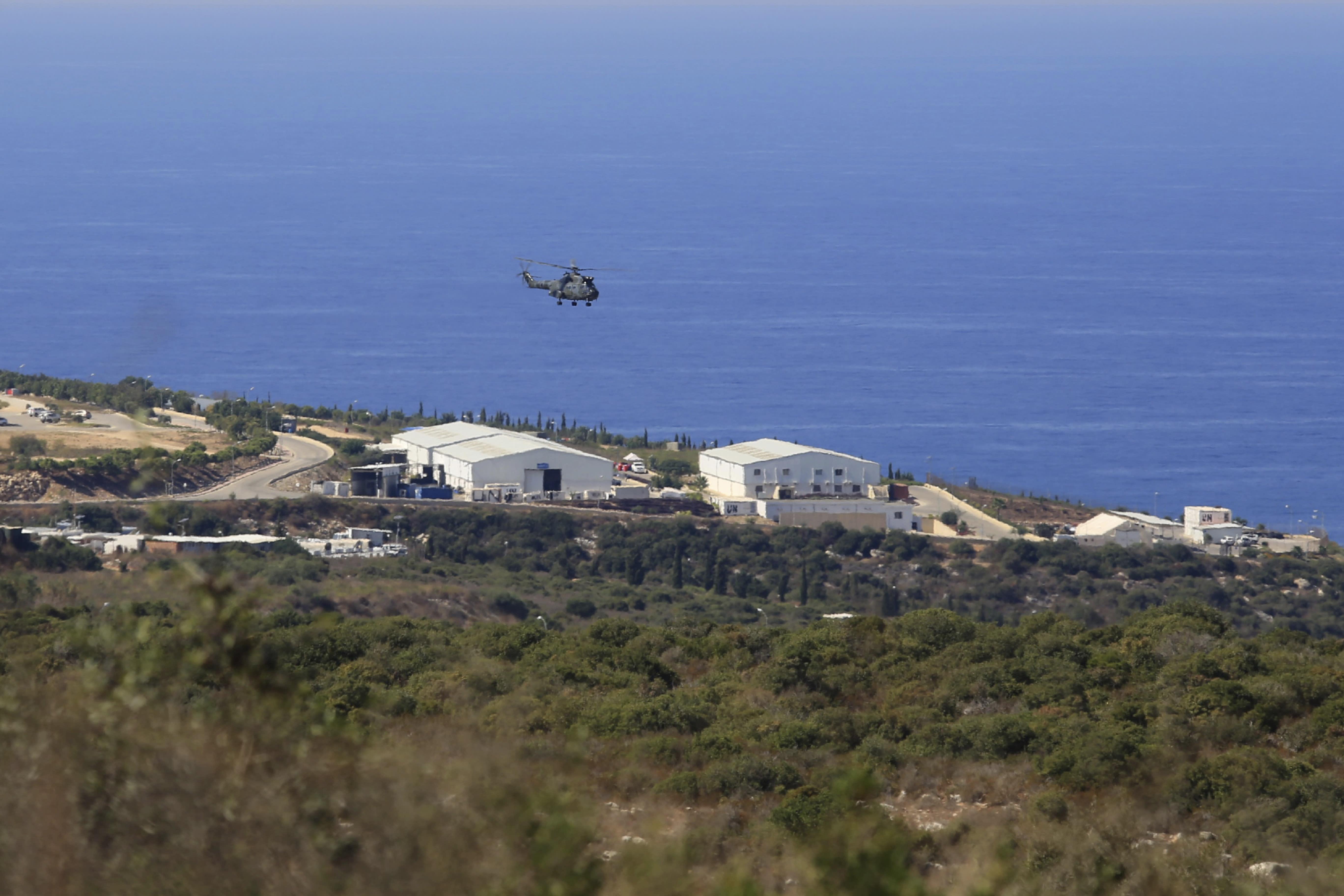 Israel-Lebanon maritime talks productive, mediators say