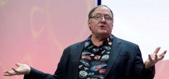 Pixar co-founder takes sabbatical after 'missteps'