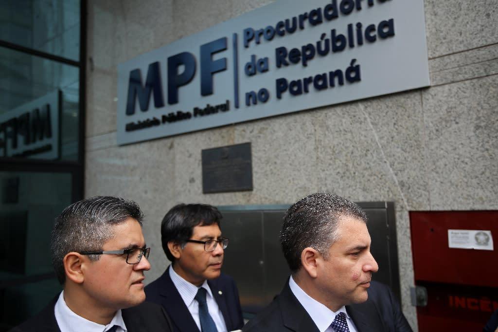 Odebrecht funded Peru ex-president Garcia: former chief