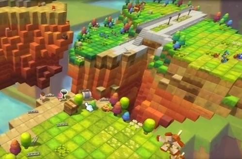Let the cuteness of MapleStory 2 woo you