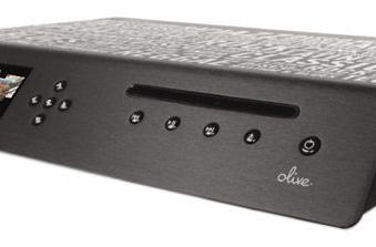 Olive 4HD makes the audiophile's music server more audiophilic