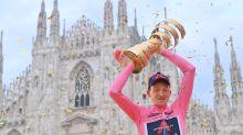 British rider Tao Geoghegan Hart wins the Giro d'Italia — live updates