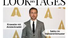 Ryan Gosling: Stylisher Hahn im Korb