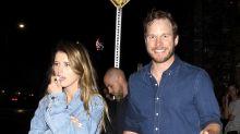 Chris Pratt and Katherine Schwarzenegger in 'High Spirits' During L.A Date Night: Source