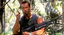 Arnold Schwarzenegger reprising 'Predator' character Dutch for video game