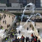 Congress weighs legislation to support Hong Kong protests, with local activists urging action