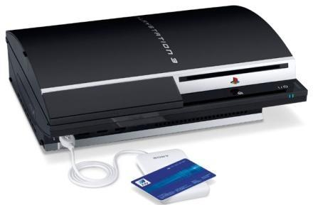 Sony's firmware 1.5 update for PS3 includes contactless payments